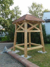 Glockenturm im Hospiz in Niederalteich